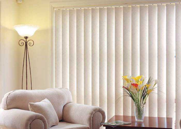 Vertical Blinds Dubai | Quality Blinds | Easy Blinds & Curtains