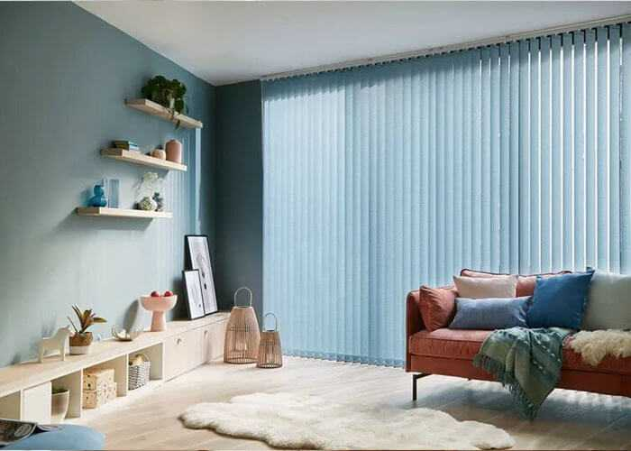 Vertical Blinds - Curtains Dubai Blinds Shades Drapes