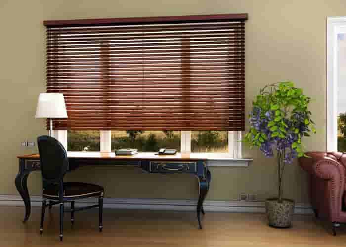 Wooden Blinds | Buy No.1 Modern Wood Blinds UAE 55% OFF